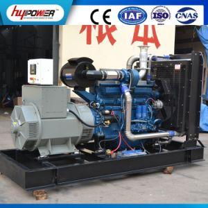 Большая мощность 320 квт / 400 ква промышленных резервных генераторов с 12V цилиндра