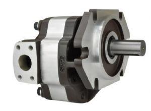 Vickers Parker 시리즈 고압 기어 펌프 GPC4-20 유압 기름 펌프