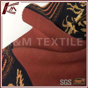 Высокаястойкость популярных шелк шерсть смесь ткань