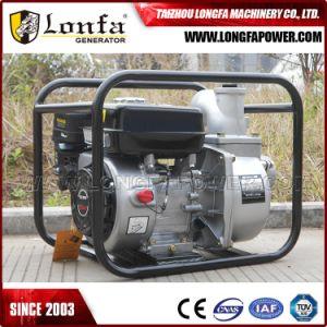 3 polegadas (80mm) a gasolina/Bomba de Água do Motor a gasolina para a agricultura Irrigattion