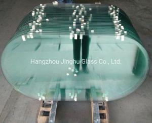 vetro Tempered ultra chiaro della radura di 4mm 5mm 6mm 8mm per mobilia, portello, allegato dell'acquazzone