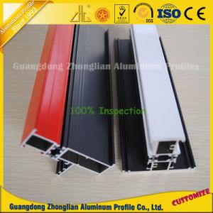 Die Anodisierte Puder Beschichtung Verdrängte Aluminiumaluminium Für Aufbau/ Dekoration