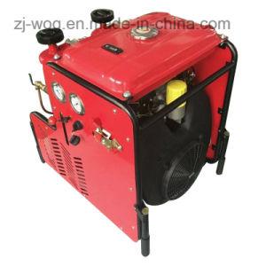 Doppelte äußere Feuer-Anwendungs-Wasser-Pumpe mit Kholer Motor