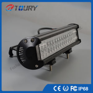 La fábrica de alta potencia de 24V 108W de la barra de luz LED de trabajo