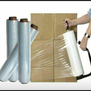 Envelopper le PEBDL pratique film étirable pour le carton d'emballage/palette