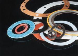 ASME materiais PTFE Gaxeta Espiral (Anel exterior de aço de carbono)