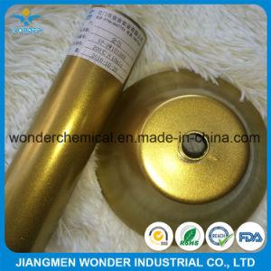 Sustituir el aceite de color dorado Recubrimiento en Polvo pintura