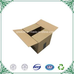 Boîte d&#039;emballage kraft ordinaire Mailing boîte en carton<br/> d&#039;expédition en carton ondulé