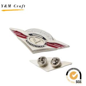 2017 무료 샘플 선전용 선물 기념품 기장 접어젖힌 옷깃 Pin