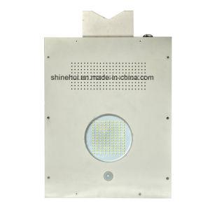 セリウムRoHSが付いている1つのLEDの街灯の動きセンサーの太陽エネルギーの屋外の照明太陽電池パネルランプの工場供給8W 18W 20W 25W 30W 50W 80Wの新しいデザインすべて