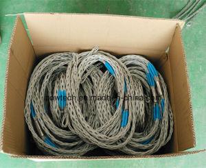 Malla de cable de calcetín de giro, el más caluroso