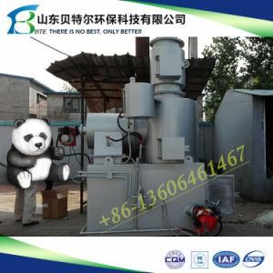 L'inceneratore residuo oleoso, l'inceneratore dello spreco di estrazione mineraria, plastica spreca l'inceneratore