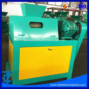 Máquina de prensa de rodillo Granulator fertilizante