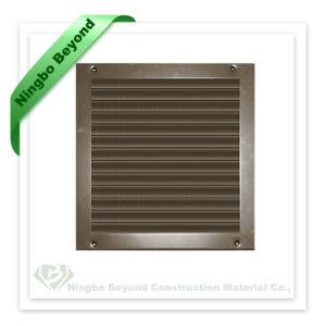Rejilla de aire invertida y blades, la ventilación de la puerta