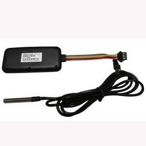 GPS Rastreador GPS temperatura/ Lbs Rastreamento de Posição do dispositivo para uma cadeia de frio carro TK119-T