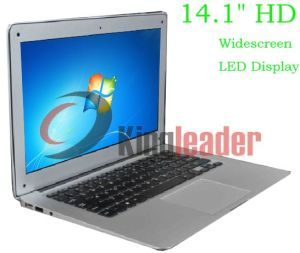14.1  Laptop van de Duim Windows10 met de vierling-Kern 2.0GHz van Intel Celeron J1900 (A3)
