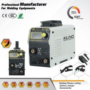 Qualidade de alta voltagem dupla110V/127V/220V MMA PCB único inversor IGBT- Soldador Soldador