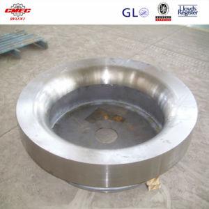 acier allié de Fabrication en acier OEM de lourdes pièces forgées avec la norme de l'ASTM, DIN, GO