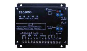 엔진 부품을%s ESC8000 속도 제어 단위