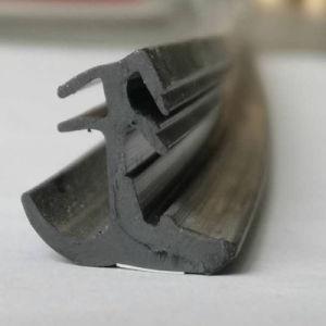 トラックの車のドアのEmpityの穴のケイ素のゴム製ストリップ