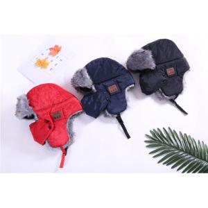 Regalo de Navidad de 2019 moda invierno inalámbrico Bluetooth de auriculares de sombrero de cálido tejido Beanie LF3