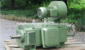 Nuevo Hengli 37kw 400V DC 1500 rpm del motor de escobillas de carbón