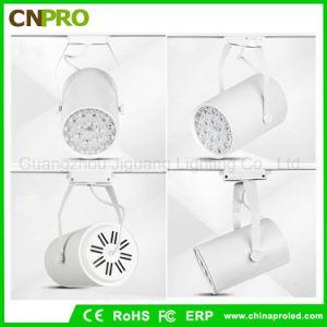 LED 7W de luz de la vía para la tienda de ropa de focos de iluminación decorativa Lámparas de luces de pista