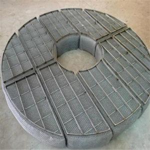 Desempañador de malla de alambre para la transferencia de masa