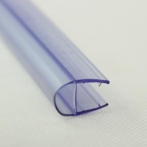 Transparente con banda de canteado en PVC Archivador Buuble