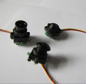 Quente! 8 a 170 graus Mini câmara CCTV para Fpv, Home, Carro (520TVL, áudio, vídeo, visão de noite)