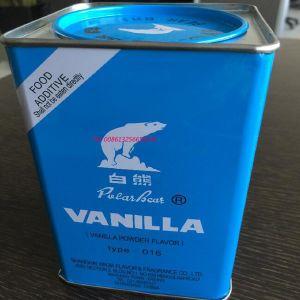 Het Poeder van de Vanille van de Ijsbeer van de Cake van het Roomijs van de Aroma's van het Additief voor levensmiddelen