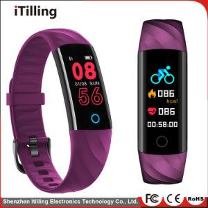 Regalo de la moda Fitness Sport Reloj inteligente /Pulsera Brazalete /teléfono móvil con Monitor de sueño, impermeable, Bluetooth para los hombres y mujeres.