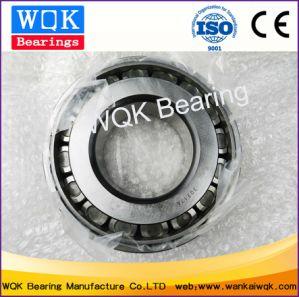 Wqk esquina negro de alta calidad de rodamiento de rodillos cónicos 30317A