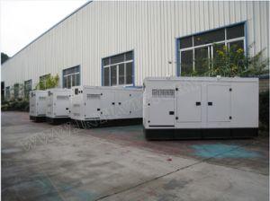パーキンズイギリスのエンジンCe/CIQ/Soncap/ISOを搭載する80kw/100kVA極度の無声ディーゼル発電機