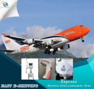O transporte aéreo da China para o Reino Unido/Alemanha/França/Países Baixos/Bélgica/Espanha