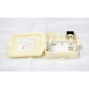 Micro (metal) la caja de terminales de fibra óptica de 6 núcleos