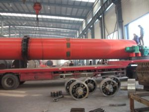 Печь железной руд руды роторная для завода Beneficiation
