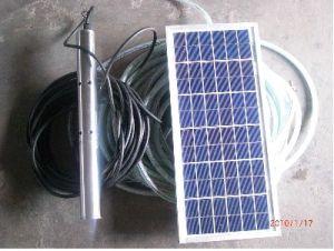低い電力の太陽ポンプ施設管理