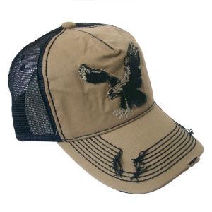 Custom Dad Hat com logotipo verde Gi1733