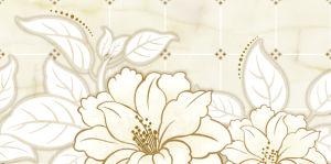 Tegel van de Muur van de Voorzijde van de badkamers de Decoratieve Ceramische (FAP62905)