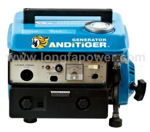 Faible bruit de 450 W petit générateur à essence pour le camping