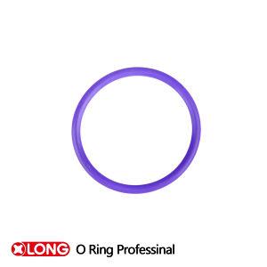 Grau Alimentício Vermelho personalizado o anel de Silicone
