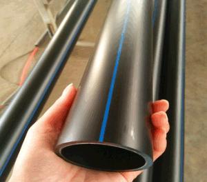 Tubo superiore del gas Pipe/HDPE dell'HDPE per l'approvvigionamento di gas