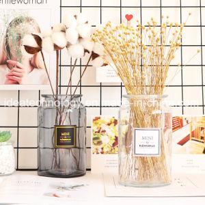 卸し売りオフィスの装飾のガラス花つぼ