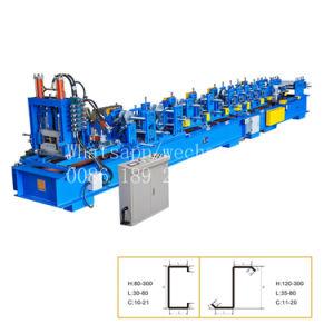 Botou C Truss machine à profiler en acier
