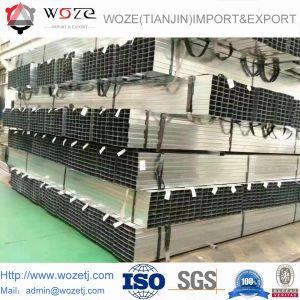 熱いすくいの電流を通された鋼鉄長方形/正方形の管/構築の管