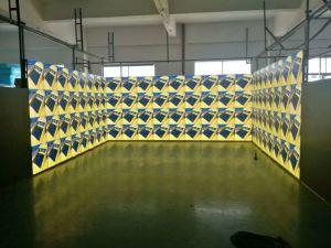 Affichage LED de plein air locations modulaire P6 vidéo LED du panneau mural
