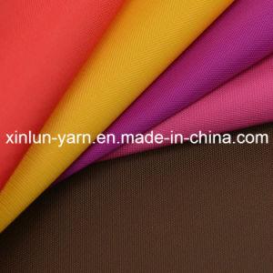 Polyester Belüftung-überzogenes Nylongewebe für Beutel/Regenschirm