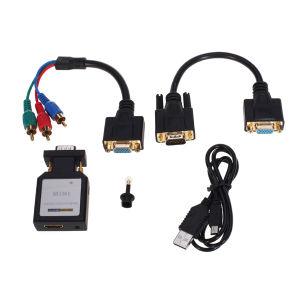 VGA aan HDMI Converter 1080P