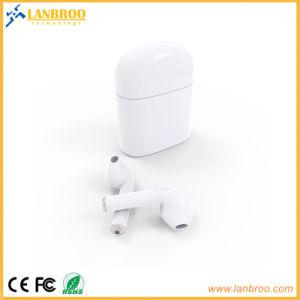 Bluetooth mini binaurales Tws Earbuds mit beweglichem Aufladeeinheits-Kasten